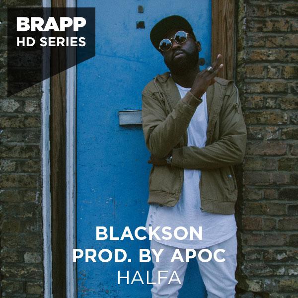 """Brapp Records BRAPPHDA0039 """"Halfa"""" artwork"""