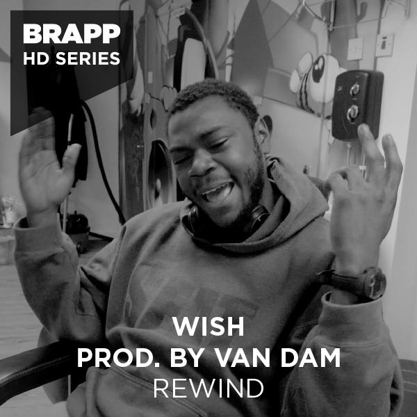 "Brapp Records BRAPPHDA0041 ""Rewind"" artwork"