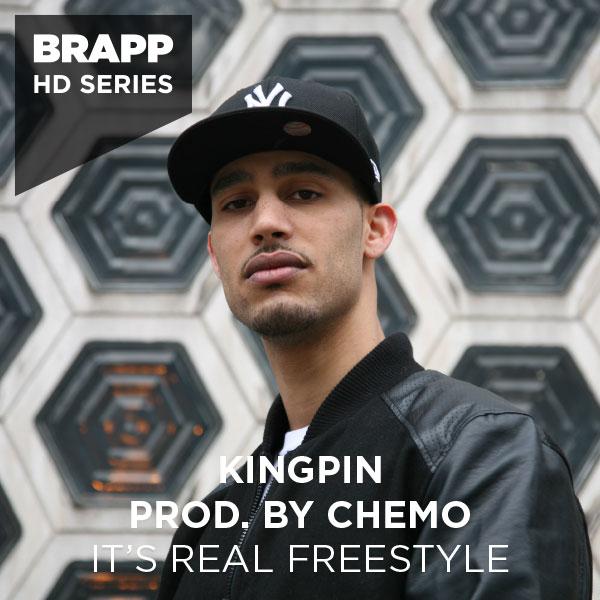 """Brapp Records BRAPPHDA0047 """"It's Real Freestyle"""" artwork"""