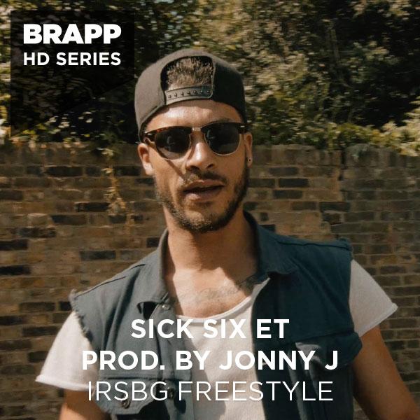 "Brapp Records BRAPPHDA0048 ""IRSBG Freestyle"" artwork"