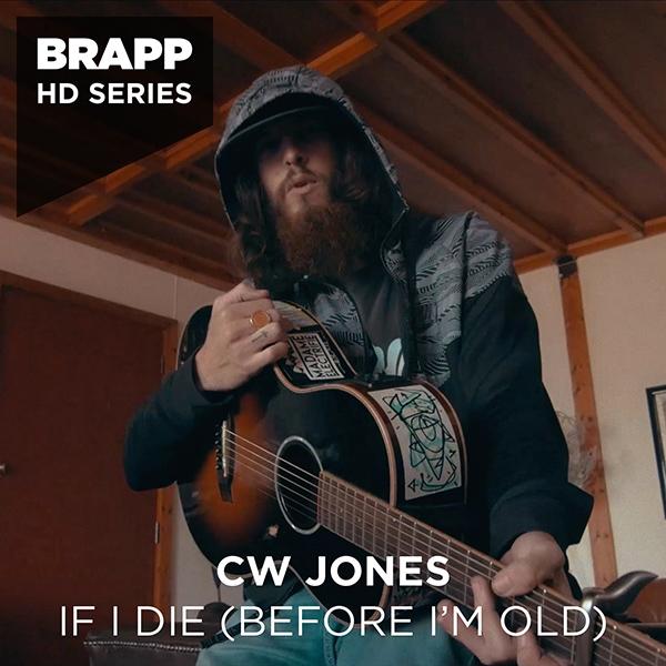"Brapp Records BRAPPHDA0052 ""If I Die (Before I'm Old)"" artwork"