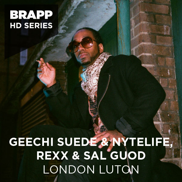 "Brapp Records BRAPPHDA0005 ""London Luton"" artwork"