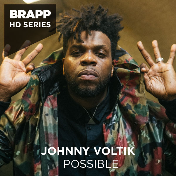 "Brapp Records BRAPPHDA0008 ""Possible"" artwork"