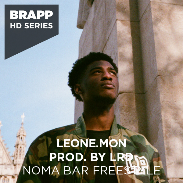 "Brapp Records BRAPPHDA0030 ""Noma Bar Freestyle"" artwork"