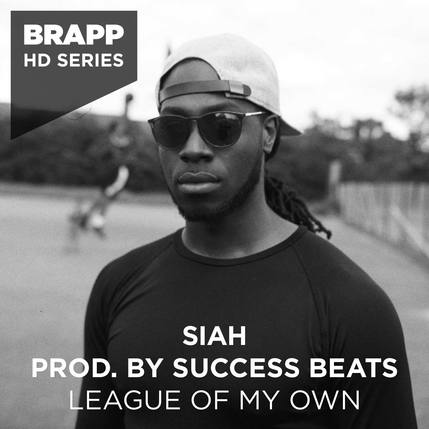 "Brapp Records BRAPPHDA0033 ""League of my own"" artwork"