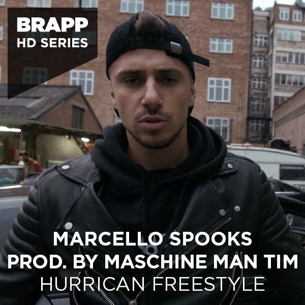 "Brapp Records BRAPPHDA0035 ""Hurricane Freestyle"" artwork"