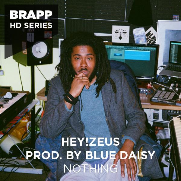 "Brapp Records BRAPPHDA0037 ""Nothing"" artwork"